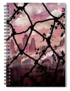 Beyond The Chain Link Spiral Notebook
