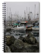 Beyond The Stones Spiral Notebook