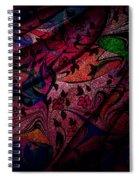 The Veil Spiral Notebook