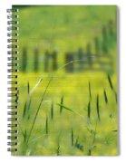 Beyond The Weeds Spiral Notebook