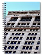 Bham Architecture Spiral Notebook
