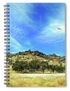 Bidwell Park Spiral Notebook