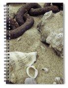 Big Bang Theory Spiral Notebook