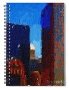 Big City Spiral Notebook