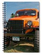 Big Guy Spiral Notebook
