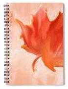 Big Leaf Maple Spiral Notebook