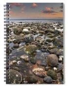 Big Rocks Spiral Notebook