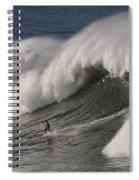 Big Wave II Spiral Notebook