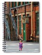 Big World Spiral Notebook