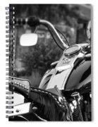 Bike Me Too Spiral Notebook