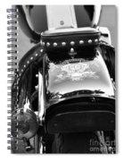 Bike Me Spiral Notebook
