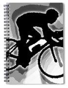 Bike Spiral Notebook