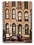 Bikers Rest Spiral Notebook