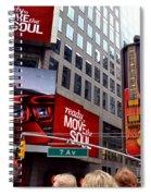 Billboards Spiral Notebook