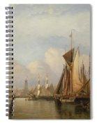 Billingsgate Wharf Spiral Notebook