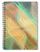 Billows Spiral Notebook