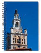 Coral Gables Biltmore Hotel Tower Spiral Notebook