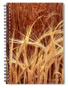 Bioengineered Barley Spiral Notebook