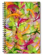 Bird Song Spiral Notebook