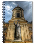 Birmingham Cathedral 1.0 Spiral Notebook