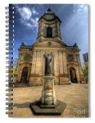 Birmingham Cathedral 2.0 Spiral Notebook