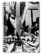 Birth Of A Nation, 1915 Spiral Notebook