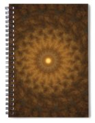 Birthing Mandala 19 Spiral Notebook