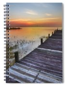 Bit Of Heaven Spiral Notebook