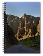 Black Canyon  Spiral Notebook
