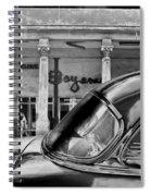 Black Car Havana Spiral Notebook