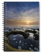 Black Sea Spiral Notebook