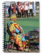 Blackfeet Pow Wow 02 Spiral Notebook