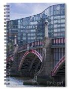 Blackfriars Bridge Spiral Notebook