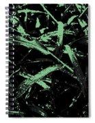 Blades Of Grass Spiral Notebook