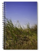 Blades Of Grass Spiral Notebook
