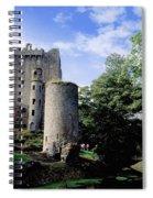 Blarney Castle, County Cork, Ireland Spiral Notebook