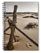 Bleak Spiral Notebook