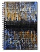 Bleeding Spiral Notebook