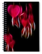 Bleeding Hearts 02 Spiral Notebook