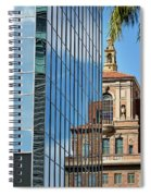 Blending Architecture  Spiral Notebook