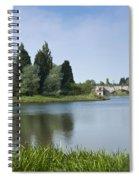 Blenheim Palace's Lake Spiral Notebook