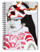Bloodmoon Akali Spiral Notebook