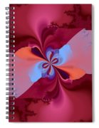 Blooming Color Spiral Notebook