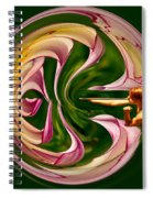 Blowing Up The World. Spiral Notebook