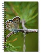 Blue 1 Spiral Notebook