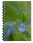Blue Bells Vortex 1 Spiral Notebook