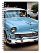 Blue Dream Spiral Notebook