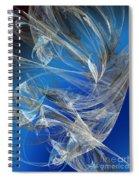 Blue Legacy Spiral Notebook