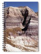 Blue Mesa Castle Spiral Notebook