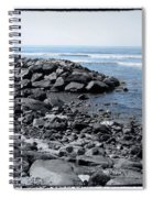 Blue Pacific Spiral Notebook
